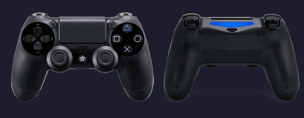 Custom Controller 4PS