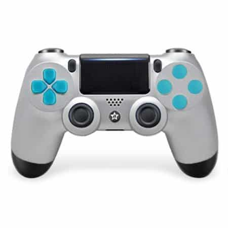 Custom Controller 4PS | Silver Star