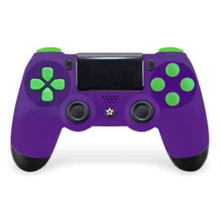Custom Controller 4PS | Purple Butterfly