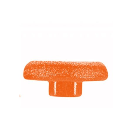 Thumbstick Aufsatz Playstation Form – orange / normal