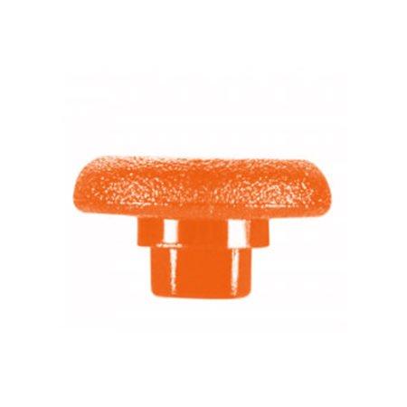 Thumbstick Aufsatz Playstation Form – orange / mittel