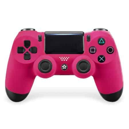 Custom Controller 4PS | Paddles X+O | Pink