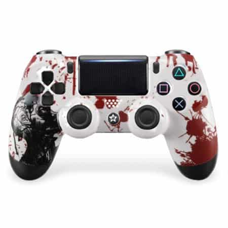 Custom Controller 4PS | Paddles X+O | Death