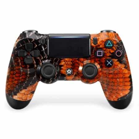 Custom Controller 4PS | Paddles X+O | Drachenhaut