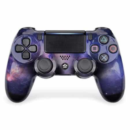 Custom Controller 4PS | Paddles X+O | Weltall Design