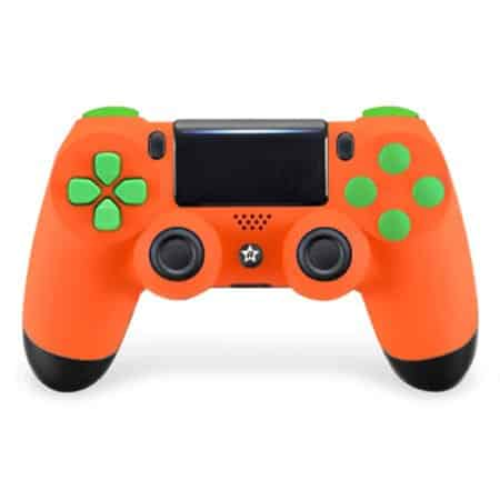 Custom Controller 4PS | Paddles X+O | Orange Bee