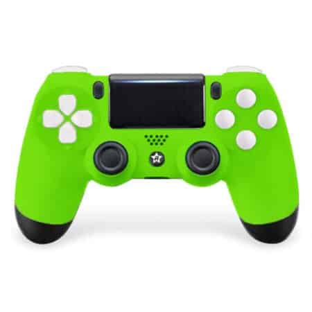 Custom Controller 4PS | Paddles X+O | Green Frogg
