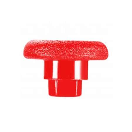 Thumbstick Aufsatz Playstation Form – rot / lang