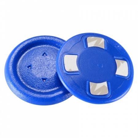Steuerkreuz Aufsatz | control disk für PS4 Controller – blau