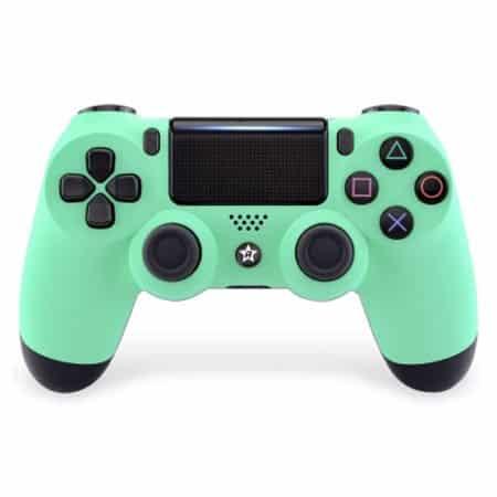 Custom Controller 4PS | Paddles X+O | mintgrün